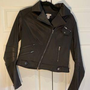Caché Polyester Black Jacket